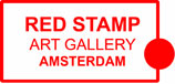 red stamp art gallery, amsterdam, red stamp, arte contemporanea, contemporary art, hedendaagse kunst, art gallery, galerie, galleria